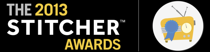 Stitcher Awards 2013